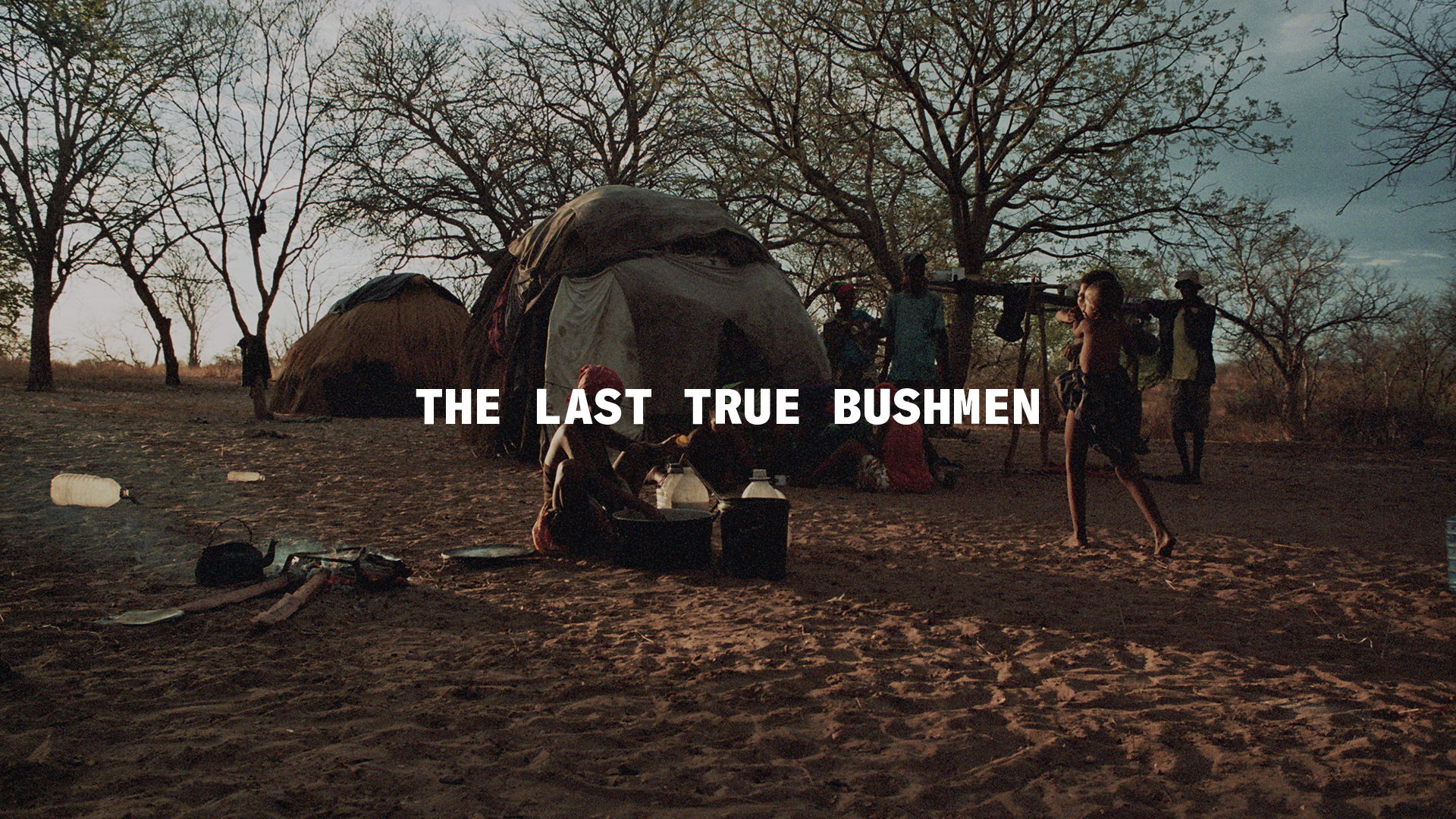 The Last True Bushmen